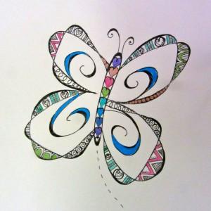 Zenspired Butterfly