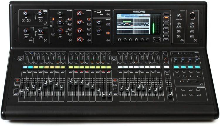 MIDAS M32 - DL32 units available