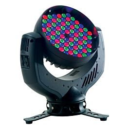 ELATION IMPRESSION 90 WASH - GLP impression 90 RGB - Color LED Wash Mover - stage, worshipProduct Descriptionsmaller, lighter, faster, brighterSince its introduction, the impression has taken the world by storm and set a standard for LED wash lighting. Innovation rules in this fixture:Smaller - with no base unit and able to be placed anywhere without being obtrusive and allowing more lights to be packed into smaller truck spaces.Lighter - with a weight of just 7.5 kg / 16 lbs. allows the impression to be mounted in many more places without having to sacrifice for a lower output fixture.Faster - solid state LED's give instant lighting changes to match with video and it's compact size and weight, the impression can move at incredible speeds too – 660 degrees of pan in just 2 seconds.Brighter - 90 powerful K2 LED's ensure pure bright light in every version – RGB or white – with output levels exceeding that of 575W discharge fixtures. And that's not all; the impression produces beautiful smooth even fields of color when mixing through all color shades in the RGB version, or from one color temperature to another in the white versions.VIDEO