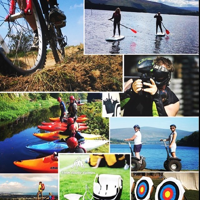 Dublin Visitor Centre, O'Connell Street, Dublin 1🗺  Adventure Breaks Ireland is Ireland's leading adventure activity operator. Offering land,sea and air adventure activities across Dublin and beyond. Our little island is an oasis for adventure 🛥🚲🚣🏼♀️🇮🇪 #avdenturebreaksireland