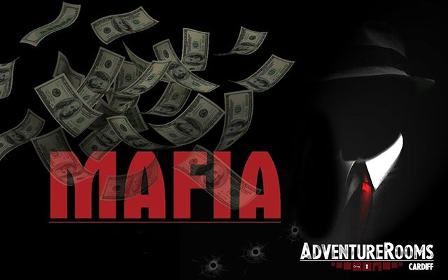 Do you know escape the room in 1 hour?  We have the new Mafia room Ask us to try this adventure  #adventurerooms #escape #adventurebreaksireland