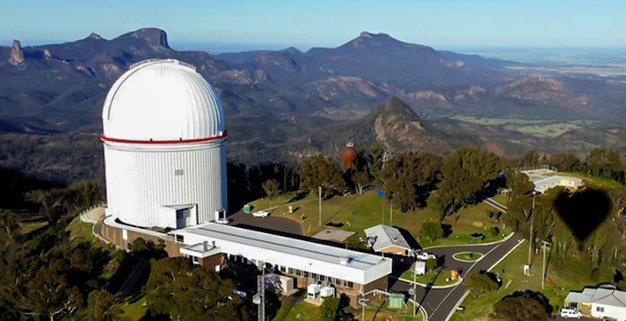 Siding Spring Telescope Paradise