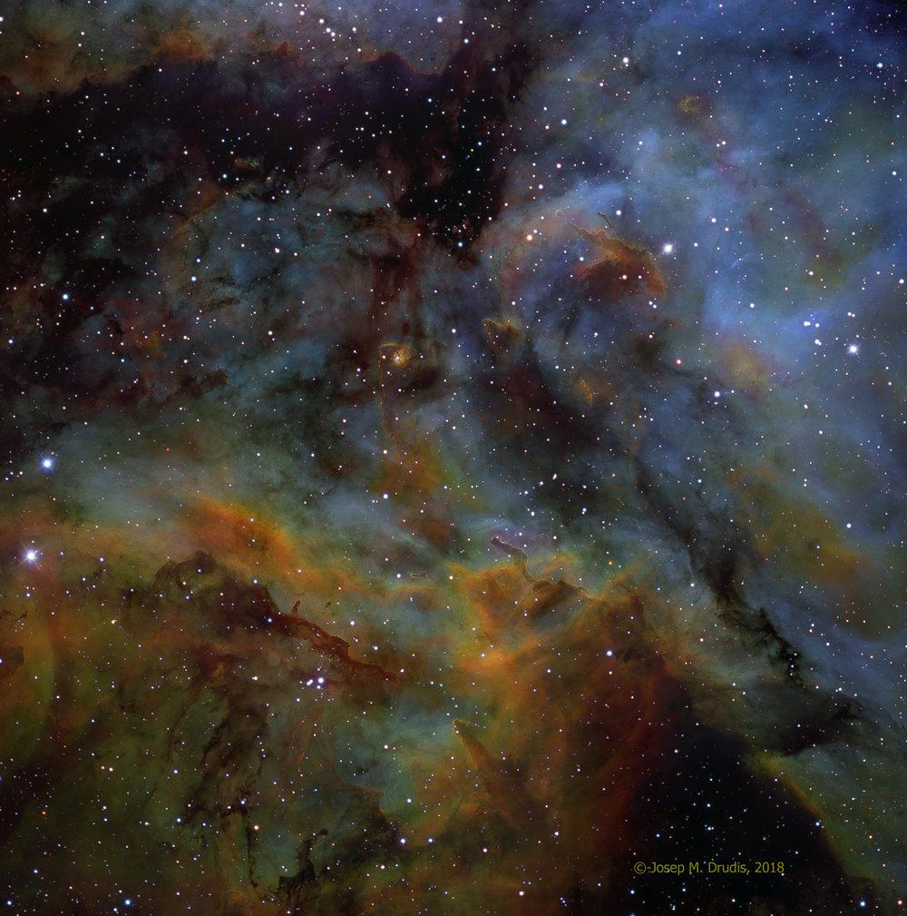 NGC 3372 by  Josep Drudis