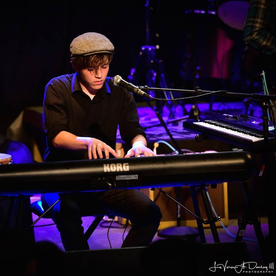 Aval - Aval, 15, keyboards, harmonica – Aval began with classical piano at age 9. At 12, he picked up the electric bass and loved the improvisational style of the blues. Within the last year, Aval has expanded his improvisational playing to piano with blues and jazz. He earned a position as Jazz Ambassador of the Jazz Institute of Chicago. Recently, he has taken on the challenge of the harmonica. Aval's greatest influence are Ramsey Lewis and Ray Charles.