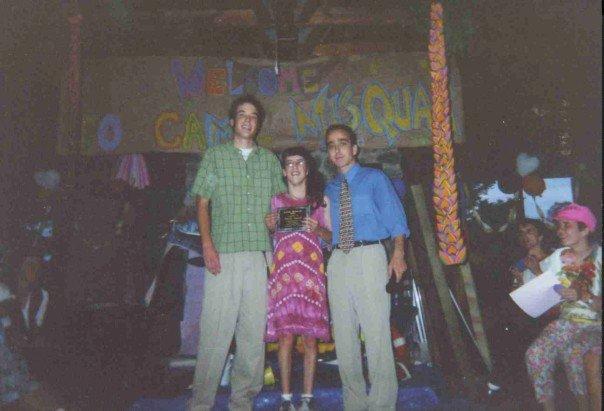 Me at Camp Misquah back in 2007!
