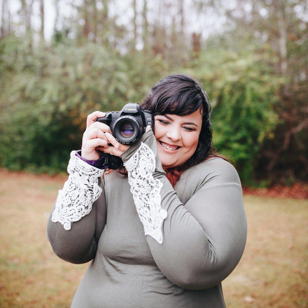 Meet Vanessa Sanders, Photographer based in Beaufort, South Carolina