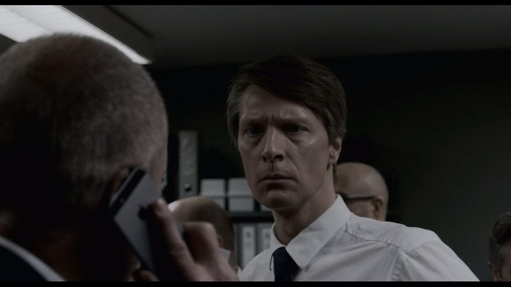 Ola G. Furuseth as Prime Minister Jens Stoltenberg Copyright Netflix