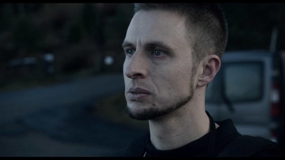 Anders Danielsen Lie as Anders Behring Breivik Copyright Neflix