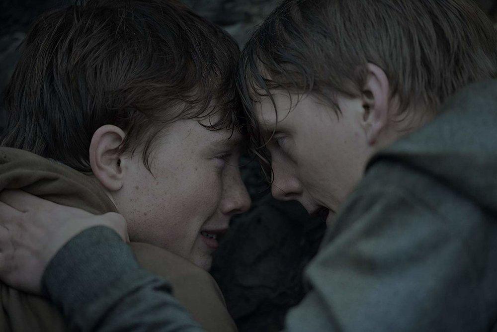 Isak Bakli Aglen and Jonas Strand Gravli as Torje and Viljar Hanssen Copyright Netflix