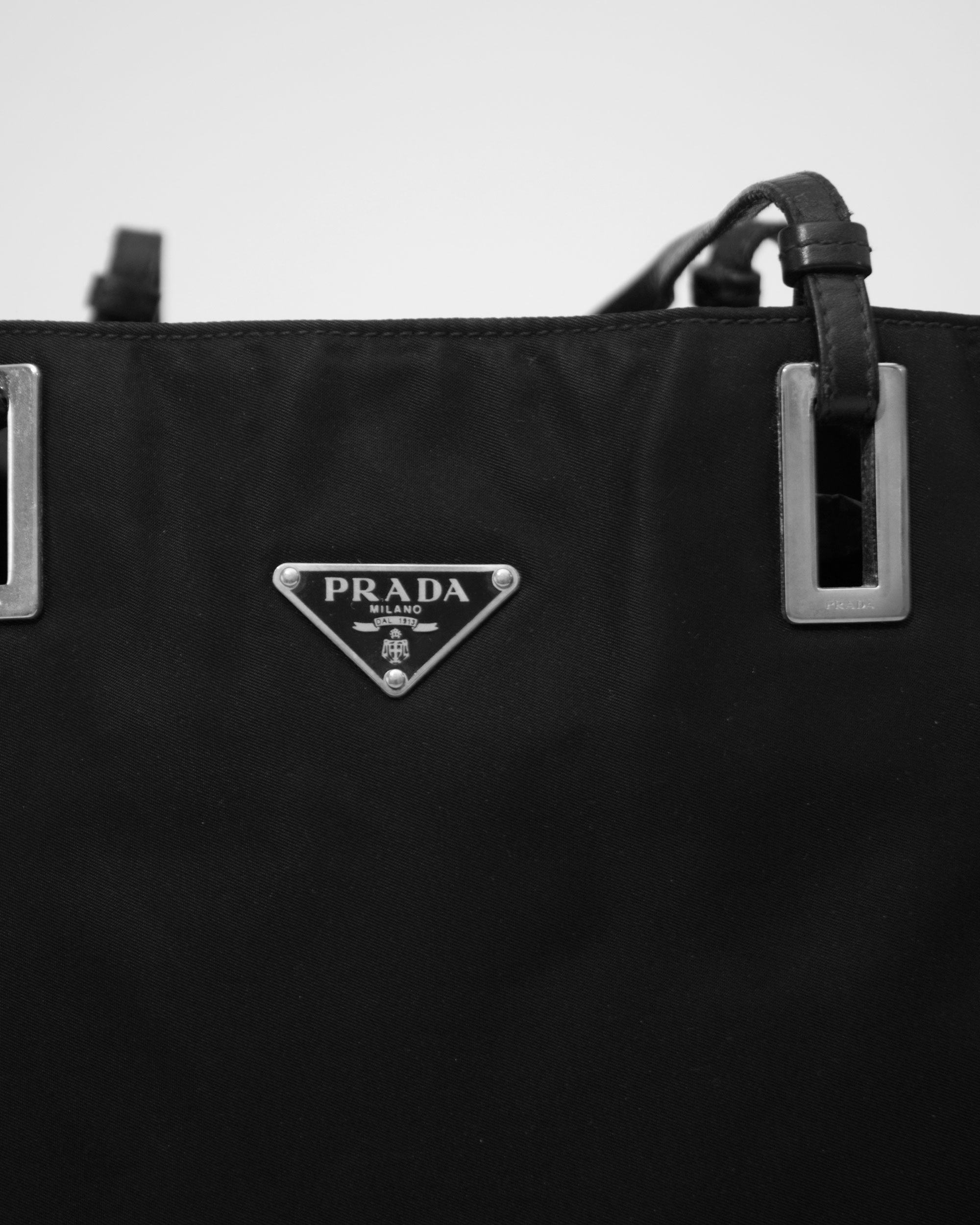 eb61c7fe2d80 Prada Tote Bag. Prada Nylon Tote Bag Shoulder ...