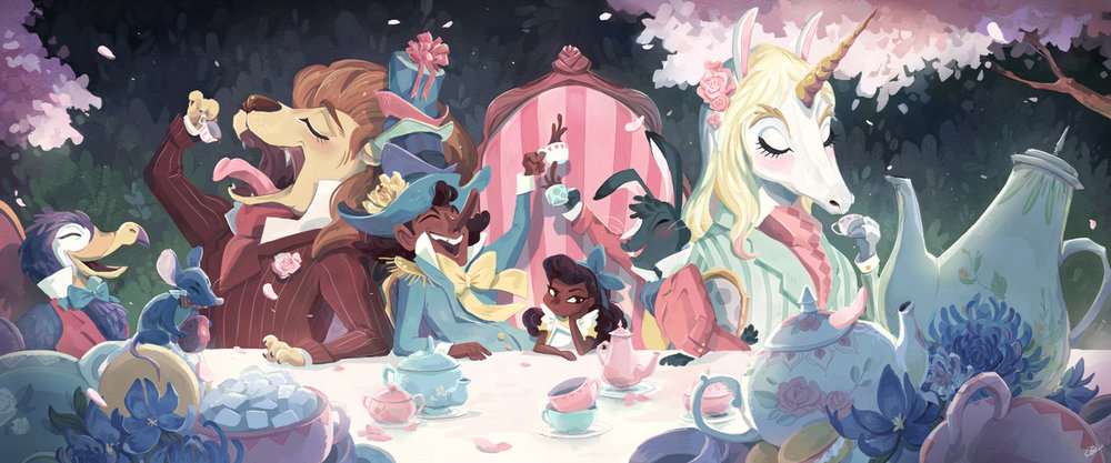 Tea Ruckus