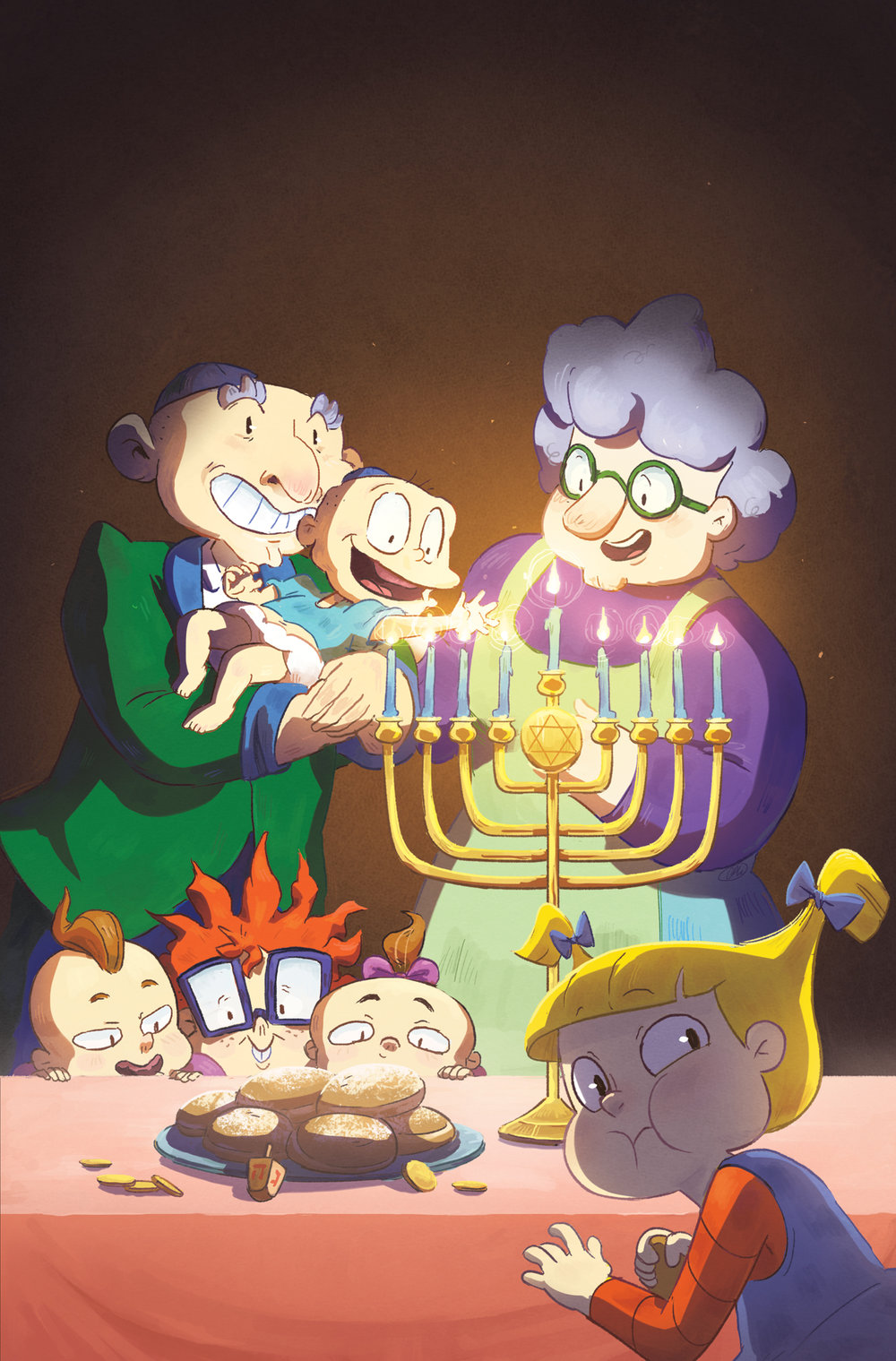 Rugrats: C is for Chanukah