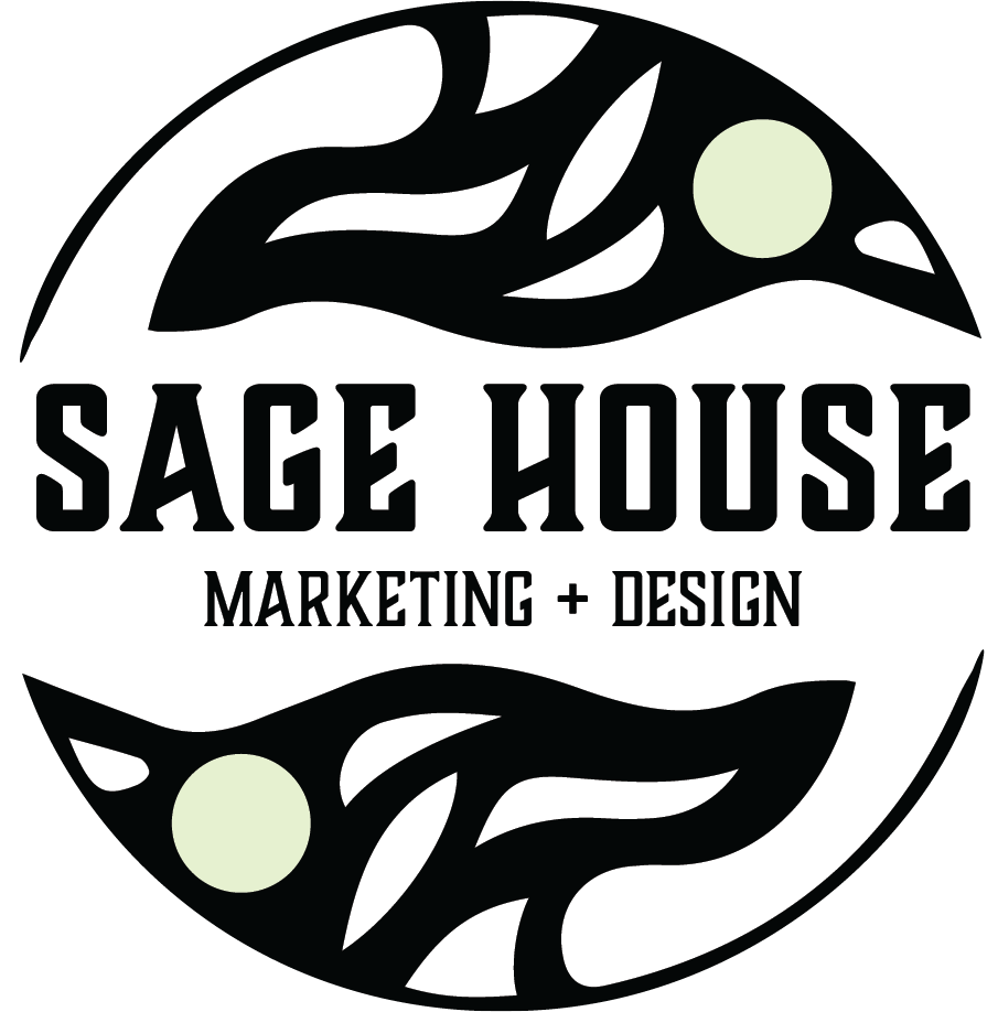 Sage House: Marketing + Design