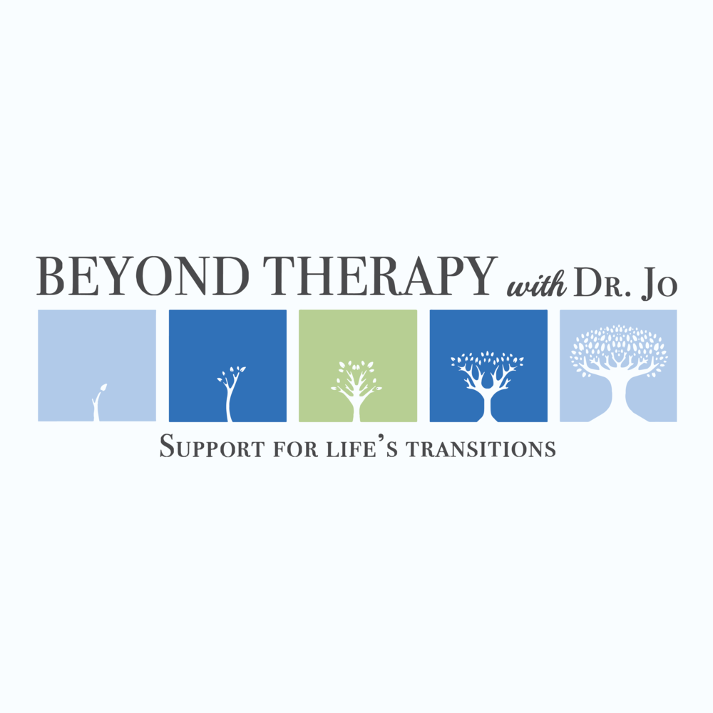Logo Design (Color) for  Beyond Therapy with Dr. Jo