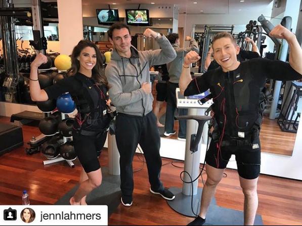 Jennifer Lahmers & Baruch Shemtov - TV Hosts