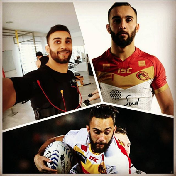 Eloi Pelissier- Professional Rugby