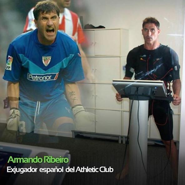 Armando Ribiero- Spanish footballer