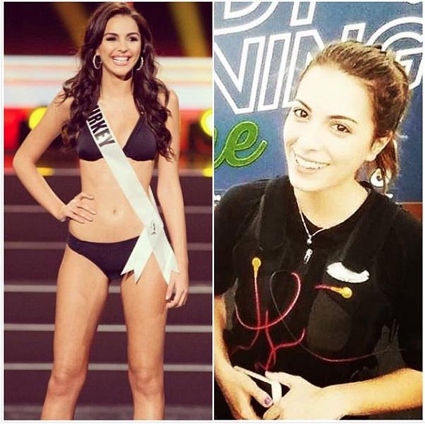 Berrin keklikler - Miss Turkey