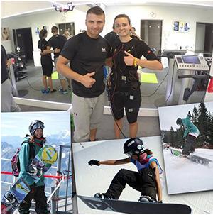 arzena Zajac- Pro Snowboarder