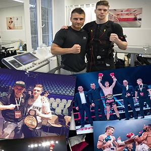 Marcin Lepkowski - Muaythai WMC Champion