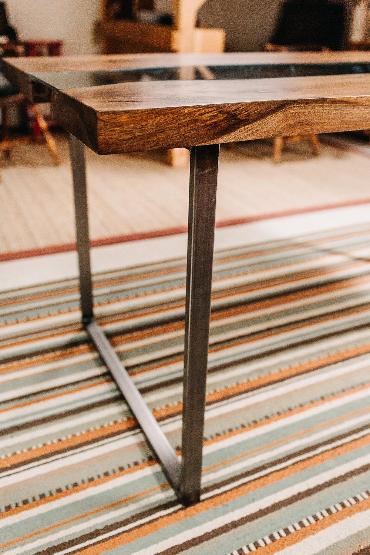 TPW-Welded Tube Steel Legs