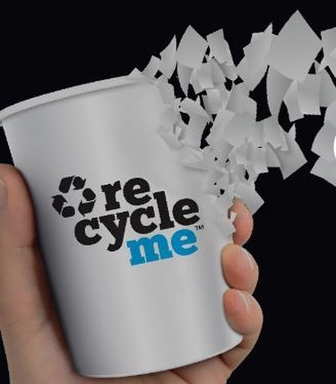 Congrats to @detpak for your RecycleMe System being endorsed by @planetark . It's great to see used paper cups made with #EarthCoating being recycled into copy paper!