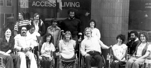 Access Living, located in Chicago, one of the original and largest ILCs in the country.