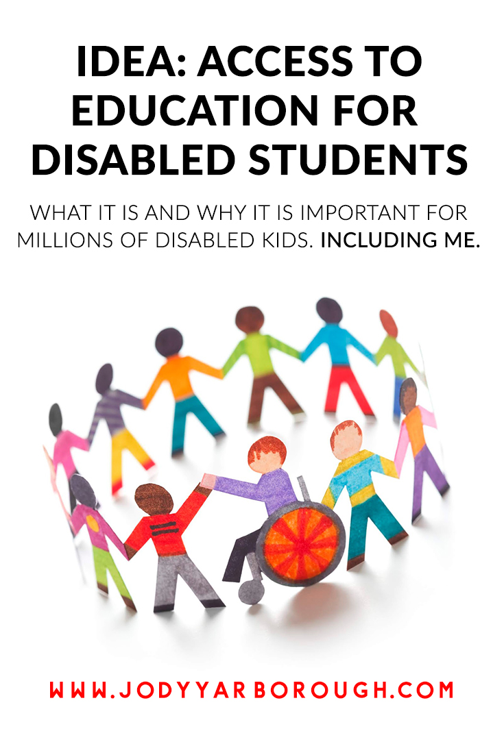 idea: access to public education for disabled children — jody yarborough