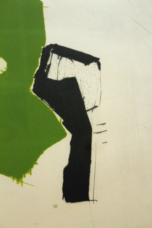 """"""" Uten Tittel"""" av Kjell Nupen. Bildene til Kjell Nupen betyr mye for meg. Hele hans kunstnerskap og det han sa, også. Som takk for økt besøk på denne bloggen min, vil jeg legge ut et kunstverk hver dag en tid fremover. Så mange fantastiske kunstnere!"""