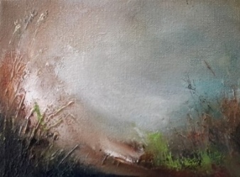 Horizons series - oil on canvas (9) - 12x16cm