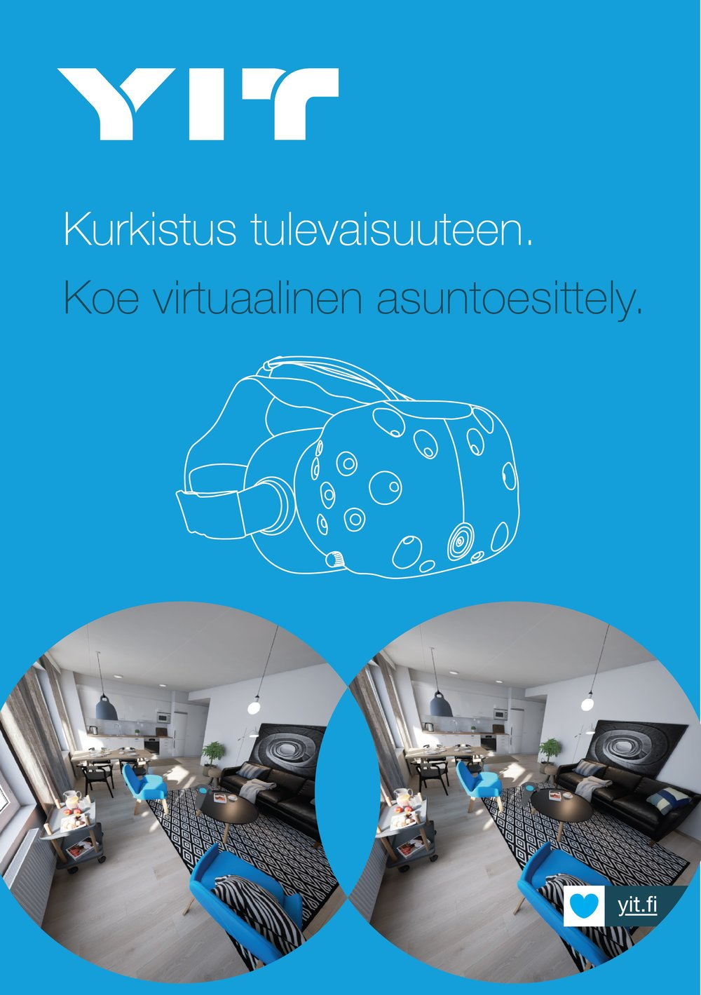 VIRTUAL REALITY - IN YIT APARTMENT SALES