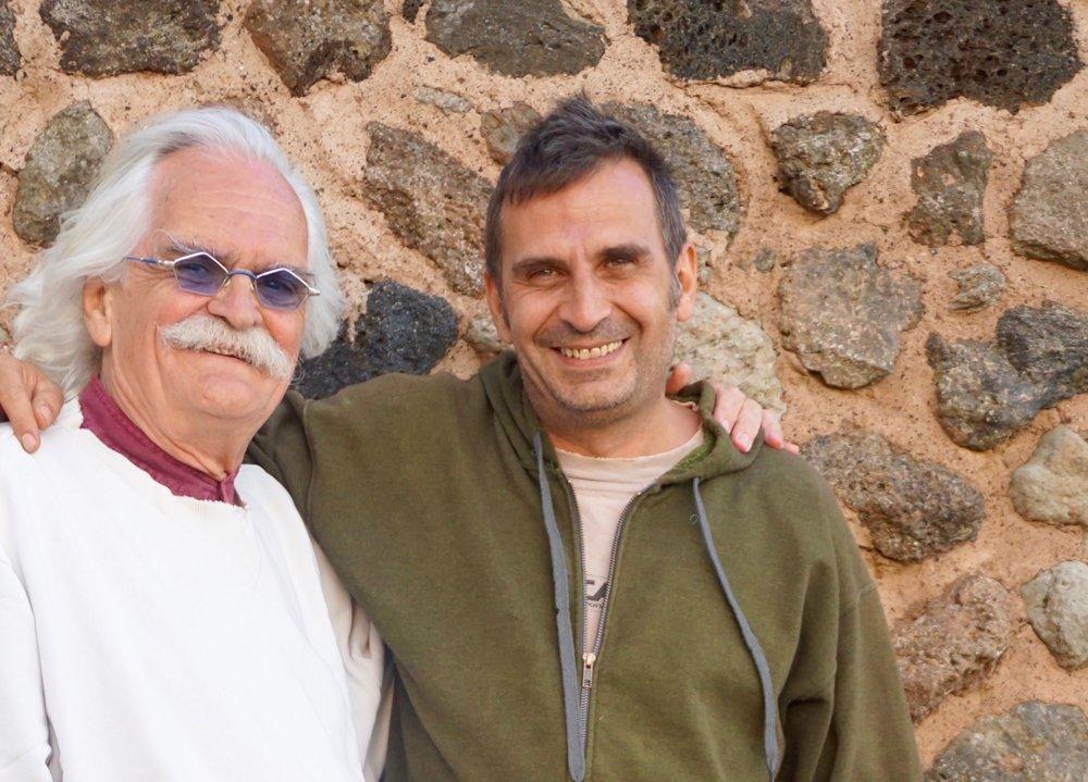 Giotto & Gabrio Bini . Serragghia . Pantelleria . Italy