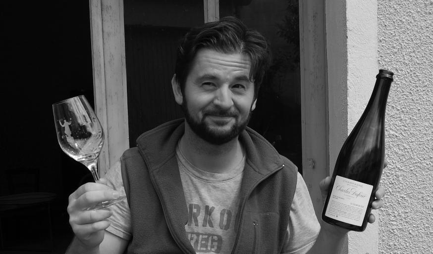 Charles Dufour . Bulles de Comptoir . Champagne . France