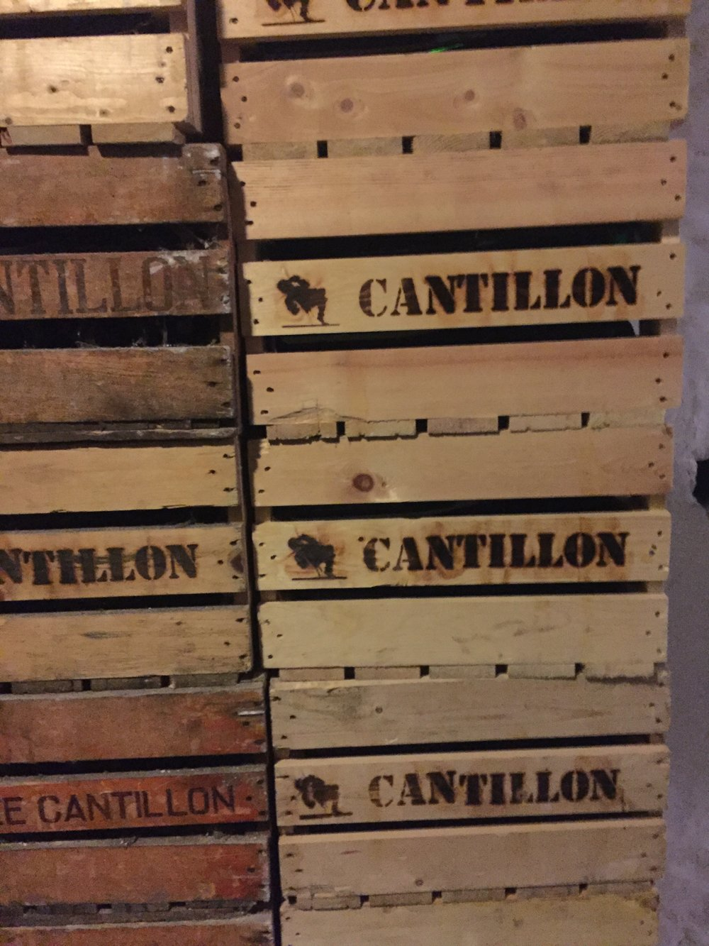 La Brasserie Cantillon .Famille Van Roy . Bruxelles . BELGIUM .ON TASTING PRESENTED BY MORETHANWINE
