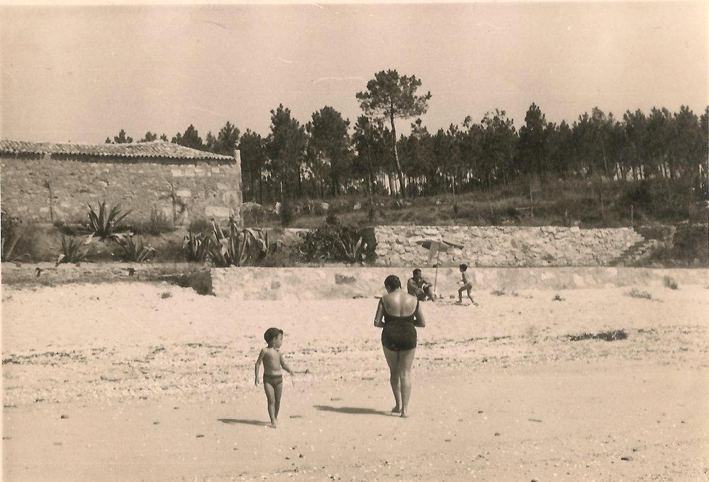 Camping Coroso_Historia_Playa de Coroso