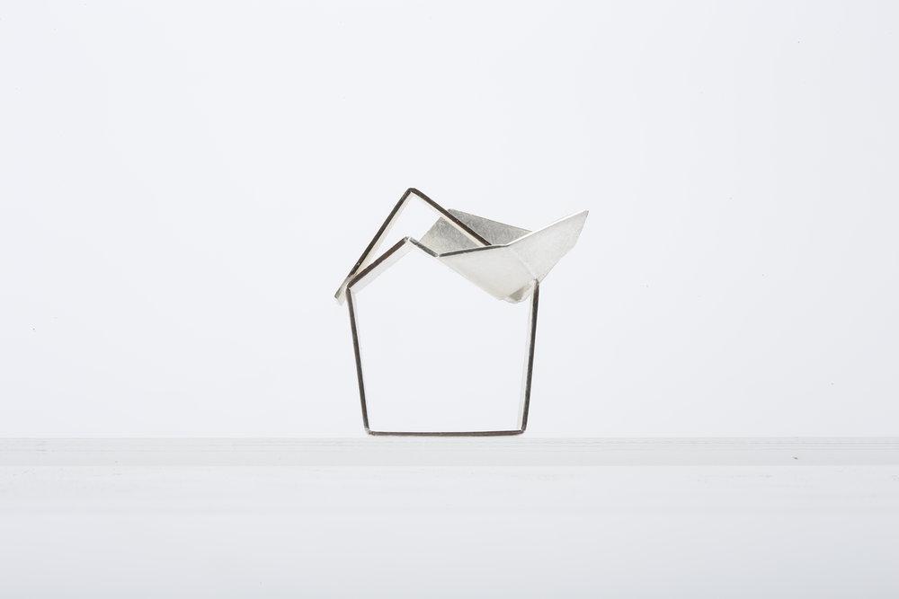 Folding spaces -