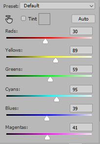 Color luminosity