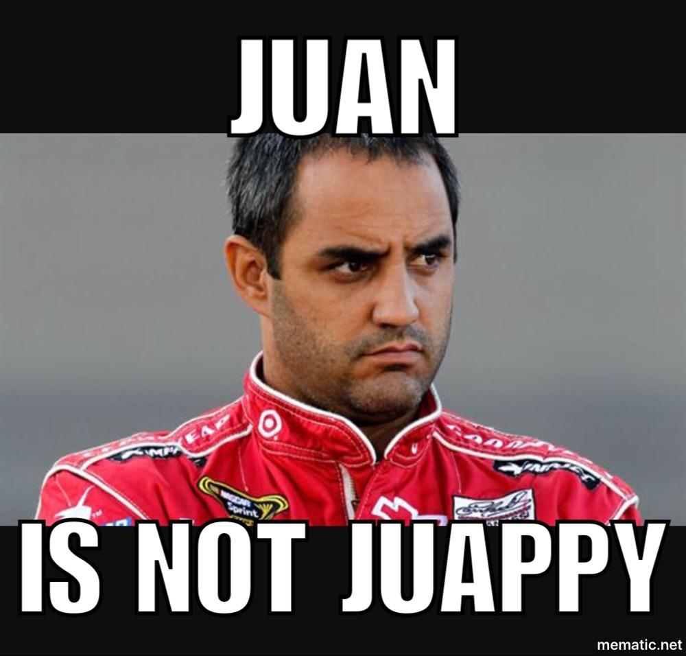 JuanNotHappy