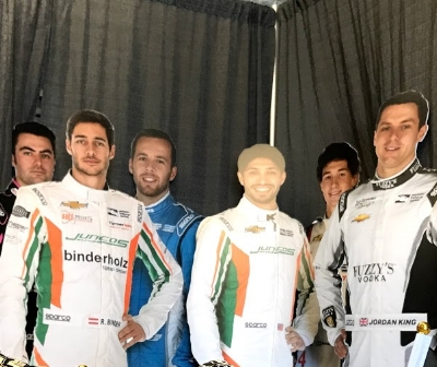 forced storylines fall flat - much like these creepy cutouts that stared at us during May in the ICN garage