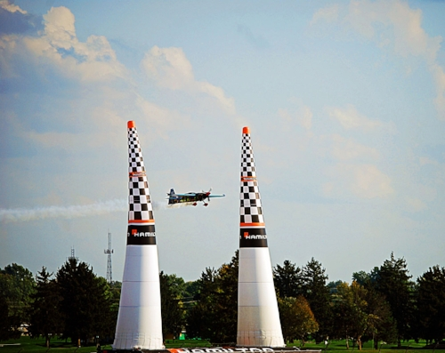 Airplane Red Bull Air Race Indianapolis Motor Speedway