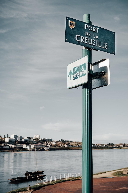 Port de la Creusille | La Loire à Vélo - Blois