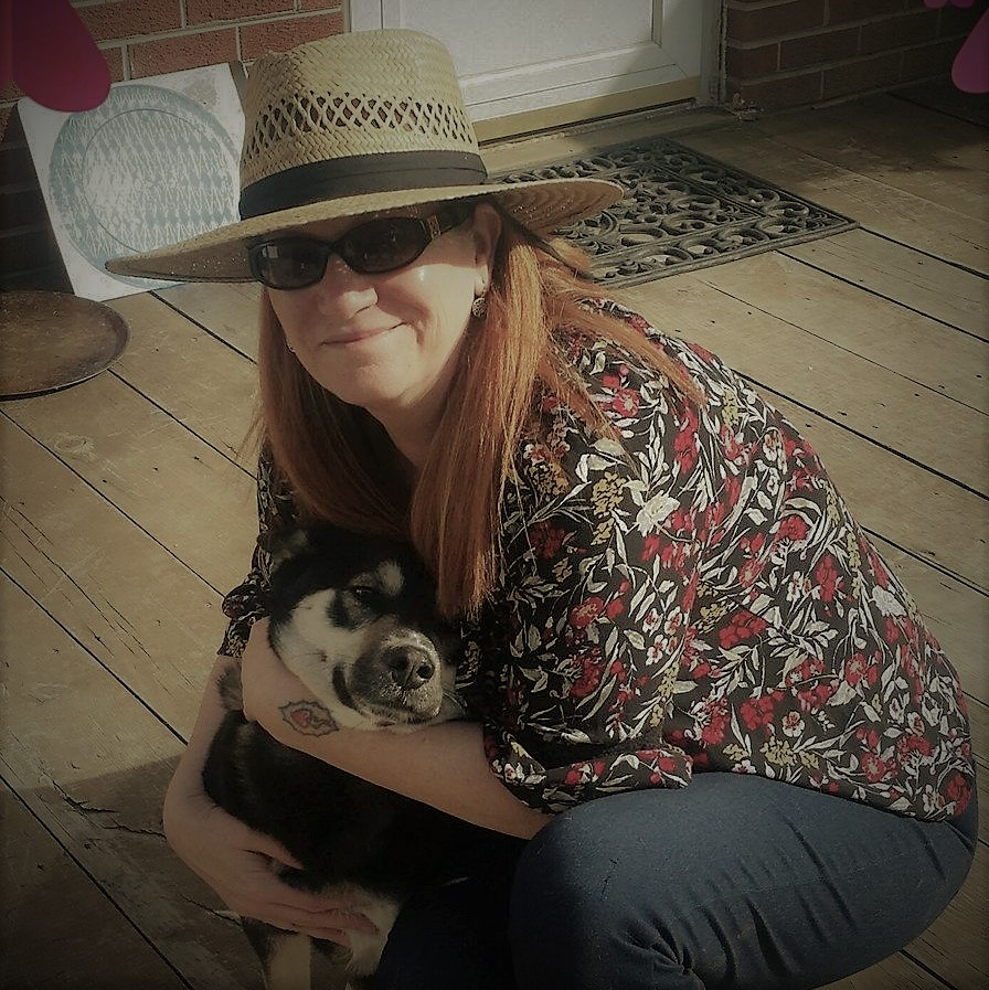 Kimberly Farish   Kimberly lives in Churchville with her partner, two adopted dogs, and three Beta fish.She is enjoying her semi-retirement by volunteering with HCHS. When she is not helping HCHC she is the Practice Manager at a Medical Spa in Staunton, VA.