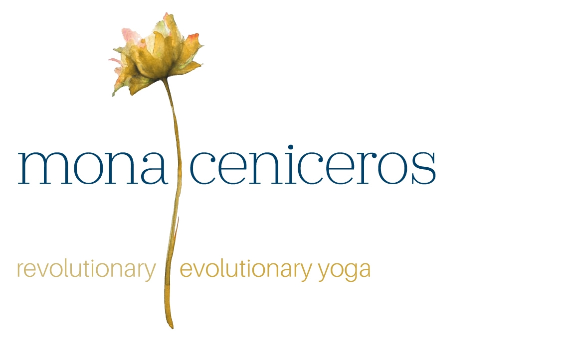 Advanced Training for Yoga Teachers with Mona Ceniceros, Yogini.