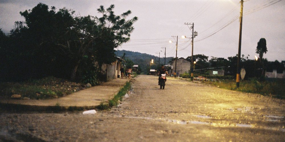 Auf den Straßen von Fernwest   © Sophia Fenchel