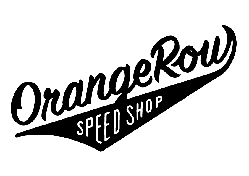 Orange Row Speed Shop