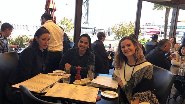 Much needed catch up time with my beautiful friends @tamarajaber and @lau_stronach  Awesome Sunday with a workout done and then brunch @epicsteak . . . . #trishpfitness #sundayfunday #workoutandbrunch #girlgang #catchuptime #sundaybrunch #sanfrancisco #girltime #gymdates #sffitness #gottalivelife #everythinginmoderation #someamazingpeople #trainingbuddies #eatsleeptrainrepeat #sundaycheatmeal #glassofwineneverhurtanyone #qualitytime