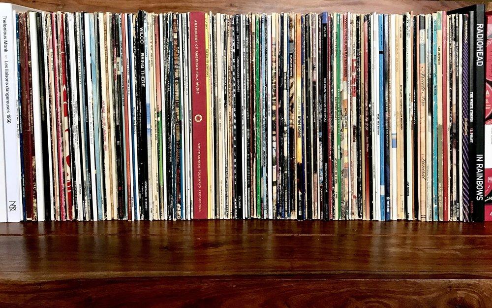 MY TOP 150 ALBUMS -