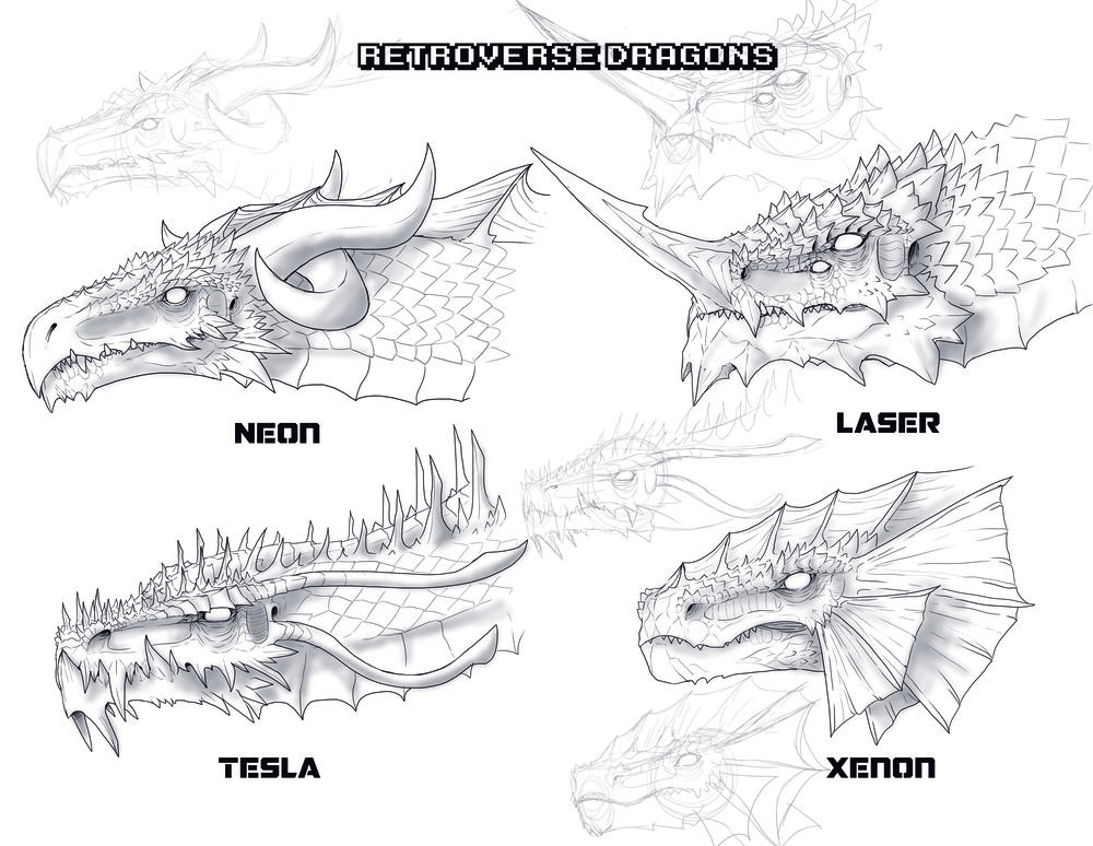 Dragonborn Variants