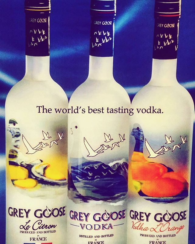 Step up your Super Bowl Party with the best flavored vodka, Grey Goose. #greygoose #keepitclassy #superbowl #superbowlsunday #party #samswineandspirits