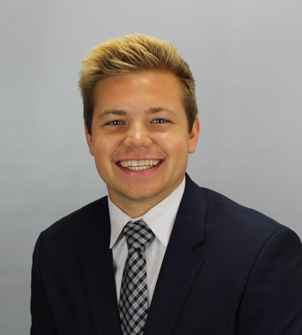 Class of 2016 - Brandon Wales  ($5,000 Recipient)